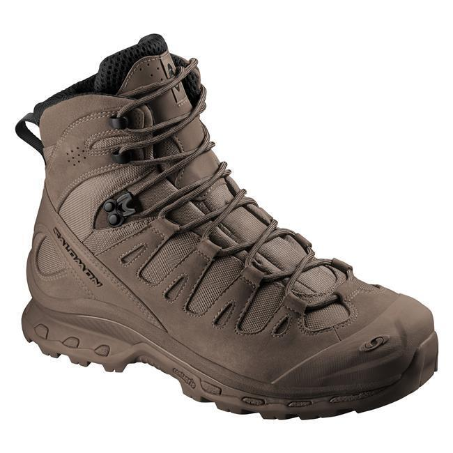 Salomon Quest 4D Forces Boot Burro