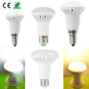 Cool Light Bulbs e14/e27 led reflector light bulbs warm/ cool white r39, r50, r63