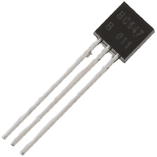 Set Bc547 Bc557 Npn Pnp Complementary Epitaxial Silicon Transistor Set To 92