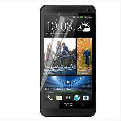 3PCS Matte Anti-Glare Screen Protectors Guard Film For HTC One M7