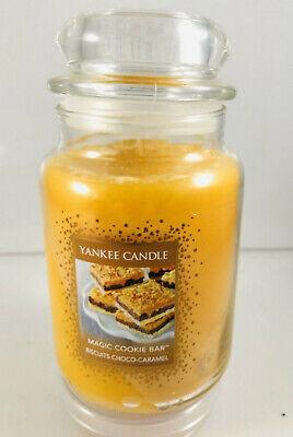 Yankee Candle Magic Cookie Bar Large Jar