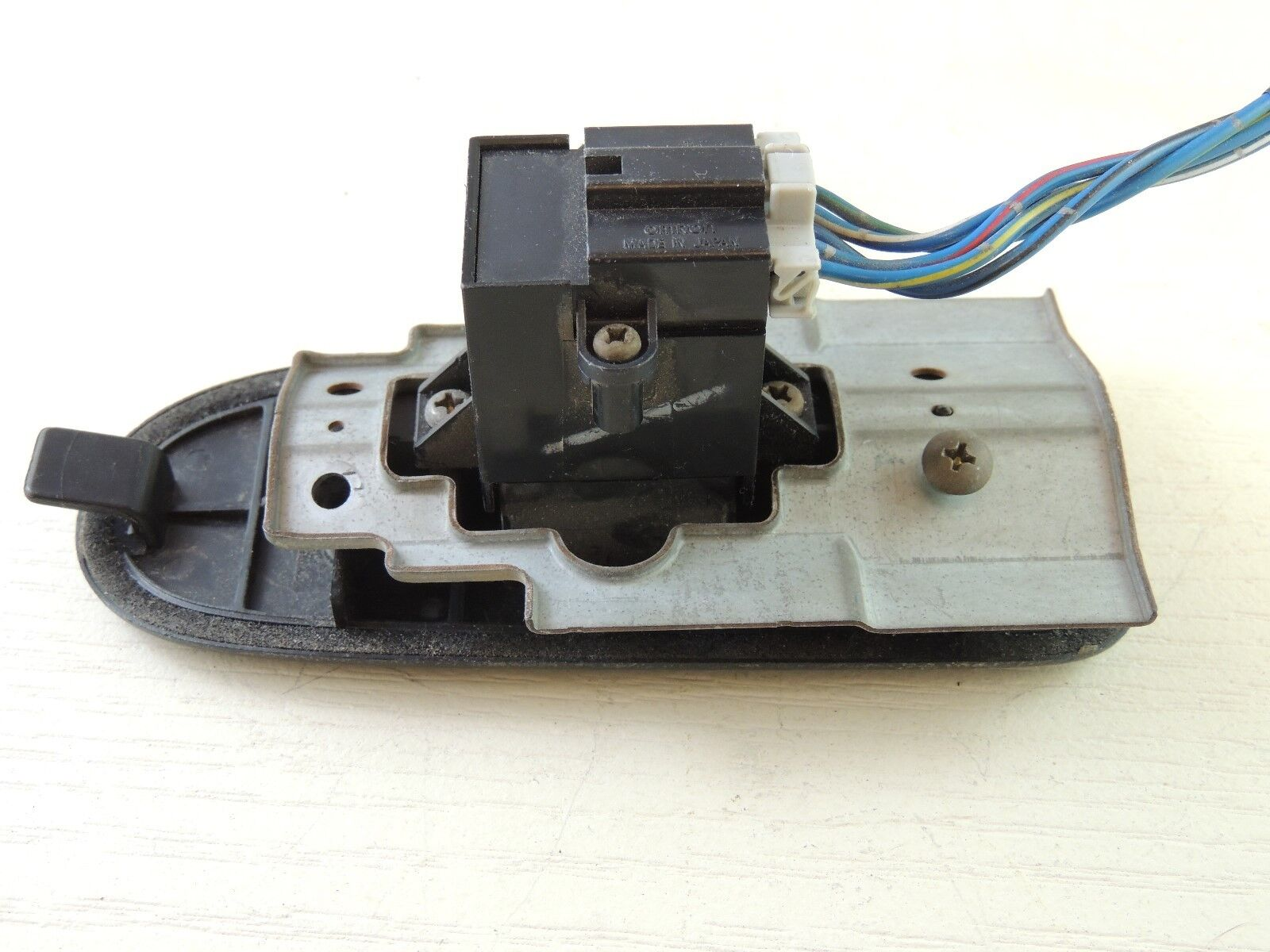Details about  /97-99 ACURA CL LH POWER WINDOW MASTER SWITCH TRIM BEZEL BLACK panel cover
