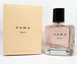 Zara Woman Fruity Eau De Toilette Edt Fragrance Perfume 100ml New