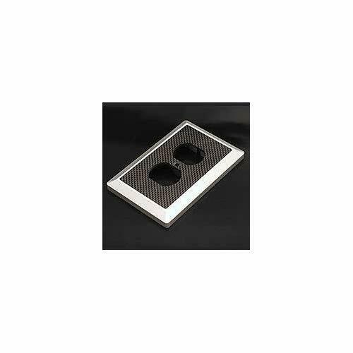 OYAIDE WPC-Z Aluminium Mounting Flame & Carbon Panel Japan Import w  Tracking