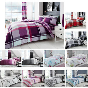LUXURY-DUVET-COVER-SETS-WITH-PILLOW-CASES-KING-SIZE-SINGLE-DOUBLE-SUPER-BEDDING