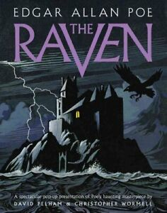 The-Raven-A-Pop-up-Book-by-Edgar-Allan-Poe-9781419721977-Brand-New