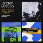 Doin' Allright/Dexter Calling/Landslide by Dexter Gordon (CD, Jun-2014, 2 Discs, American Jazz Classics)