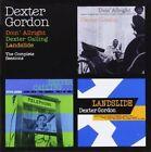 Doin' Allright/Dexter Calling/Landslide by Dexter Gordon (CD, Jun-2014, 2 Discs, American Jazz Classics)