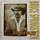 Bruce Springsteen Dead Man Walkin' Cd-Singlel Austria promo