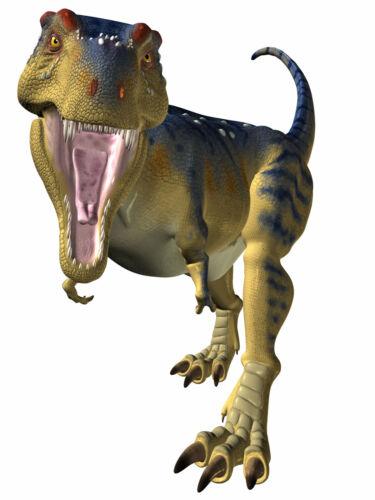 Sticker animal dinosaure 74x120cm