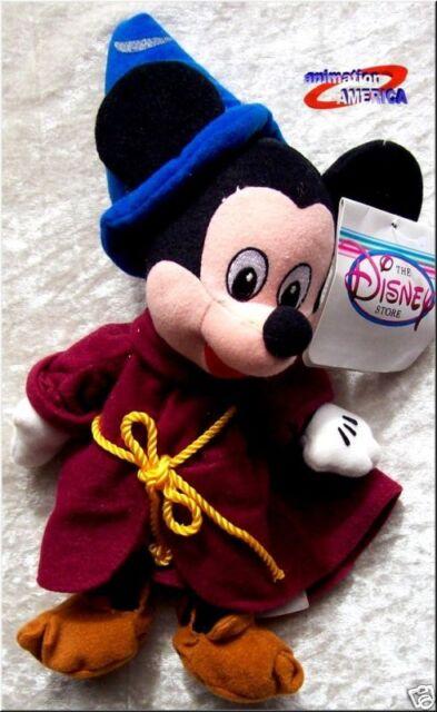 Mickey (Mouse,Disney,bean bag,plush,Sorcerer)