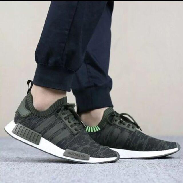 | adidas NMD_r1 Pk W Womens Aq1104 Size 7 Solar