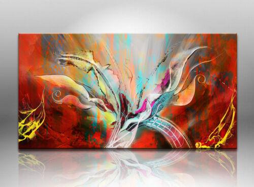 Bratis Art Abstraktes Bilder Leinwand Kunst Bild Wandbild Kunstdruck XXXL 617A