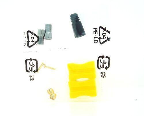 Shimano SM-BH59-JK-SS 2000mm Disc Brake Hose Kit White