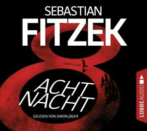 ACHTNACHT-FITZEK-SEBASTIAN-6-CD-NEW