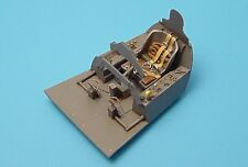 Aires 1/48  Focke Wulf Fw190D-9 Cockpit Set for Tamiya kit (unpainted) # 4007