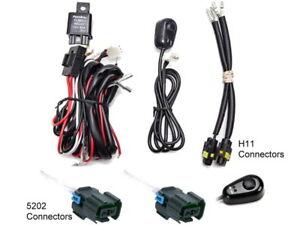 chevy silverado drl fog light wiring harness kit 2007 2014 2500 rh ebay com