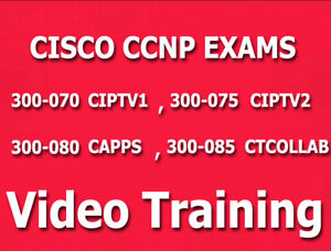Hours 6 Cisco CCNP 300-135 TSHOOT Exam Video Training Tutorial CBT