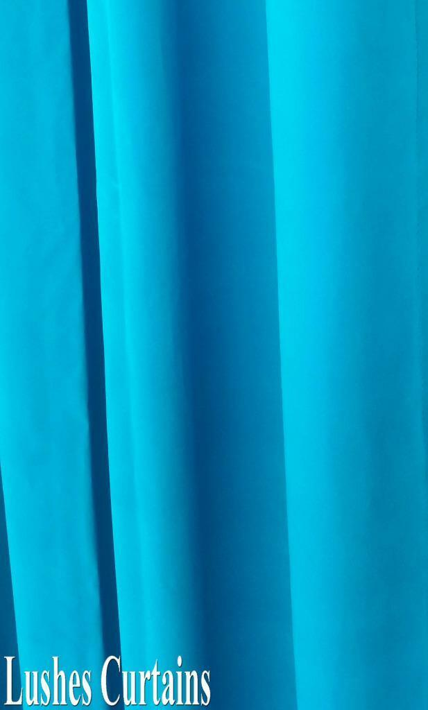 Türkis 183cmH Samt Vorhang Tafell m Dichtkörper Dichtkörper Dichtkörper Oberen Ösen Jalousie System | Deutschland  039cb0