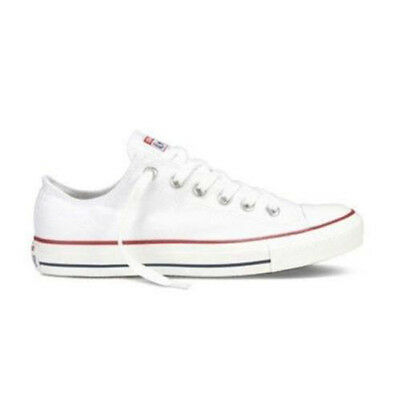 Women Lady ALL STARs Chuck Taylor Ox Low Top shoes casual Canvas Sneakers White