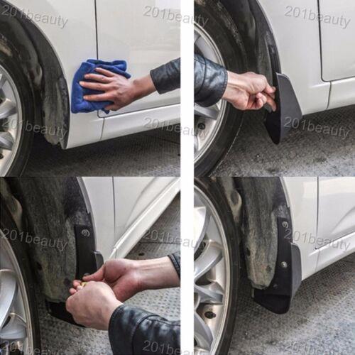 New 4x Car Mud Flap Splash Guard Fender Mudguard Mudflap For VW Tiguan 2008-2016