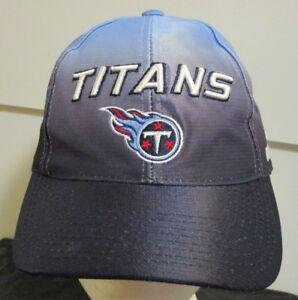 0e7d5aba9149f1 NICE VTG Tennessee Titans Puma NFL Pro Line Blue Gradient Adjustable ...