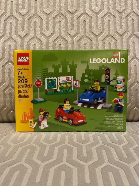 Lego Set 40347 LEGOLAND Exclusive Driving School Sealed ...
