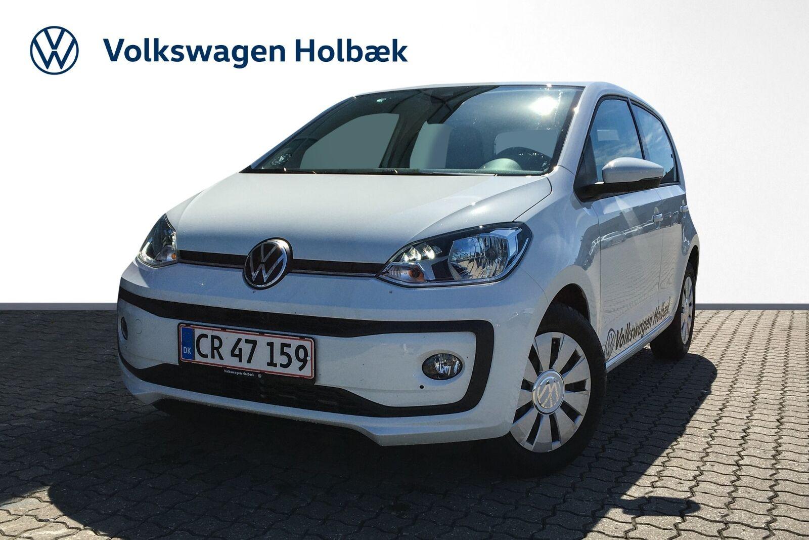 VW Up! 1,0 MPi 60 5d - 126.900 kr.