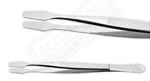 Schaubek-Pinzette-12-cm-Schaufel-gerade-preisguenstig-pz4270