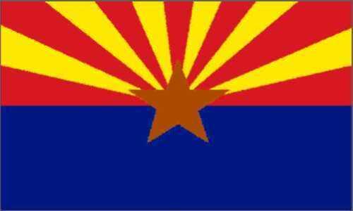 Arkansas 3ft x 5ft  U.S State Flags Alabama Arizona North Carolina State