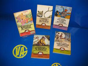 Lote-5-libros-juveniles-coleccion-AUSTRAL-JUVENIL-anos-80-observa-los-titulos