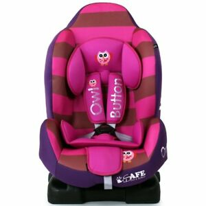 Image Is Loading ISafe Multi Recline Isofix Car Seat Carseat Button