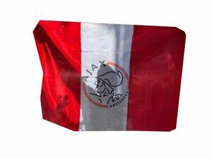 1 Drapeau 100x150cm Force Ajax Rotin La Juve En Champions Bufanda Football Bon Pour L'éNergie Et La Rate