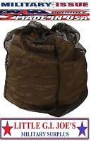 Usmc Mesh Storage Bag For Mss Propper 3 Season Sleep System Mesh Storage Bag