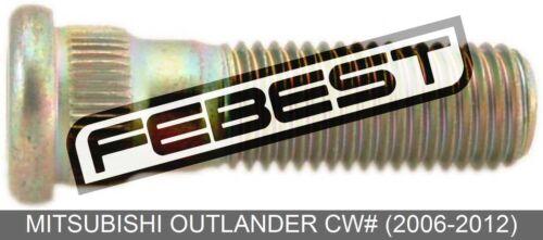 Lug Nut For Mitsubishi Outlander Cw# 2006-2012 Wheel Bolt