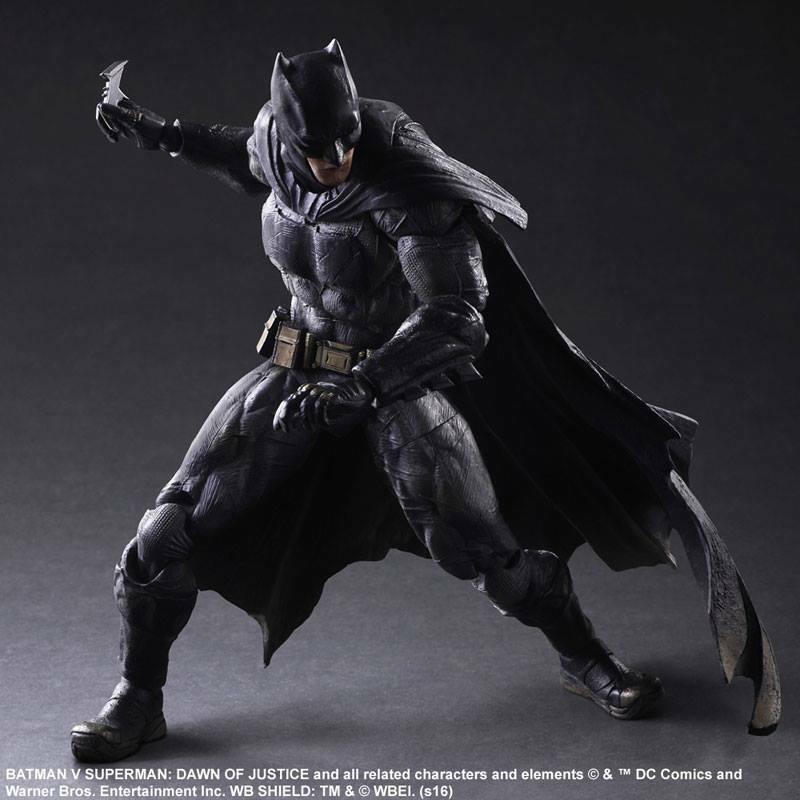 1 7 Scale Scale Scale Play Arts Kai Batman Vs Superman Batman SQEN-168833 c68ff8