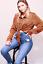 Mujer-Damas-Blusa-Camisa-Top-de-animales-del-leopardo-de-cultivos-John-Zack miniatura 2