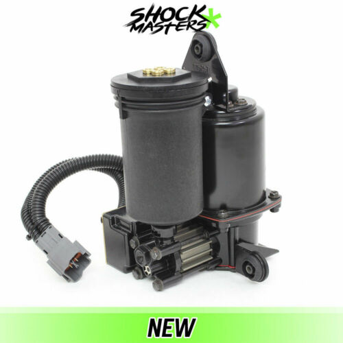 Air Suspension Compressor /& Dryer Assembly for 2004-2013 Infiniti QX56