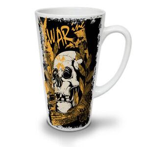 War Death Skeleton Skull NEW White Tea Coffee Latte Mug 12 17 oz | Wellcoda
