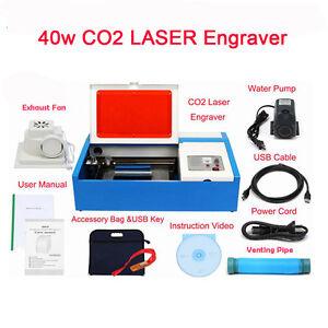 Co2 Laser Engraving Machine Corelaser Software Cutting