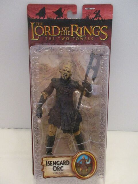 Lord of the Rings ~ The Two Towers ~ Isengard Orc ~ NEW