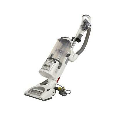 Shark NV370EBGB Navigator Lift-Away Professional Upright Vacuum White and silver