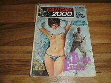 CALLGIRL 2000  # 5 -- Tanga Fatale // SEX - KRIMI - ACTION  1970er