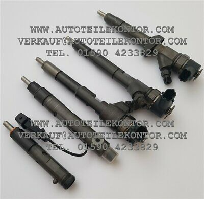 Injecteur Injecteur 2,0 DTI 24443598 Opel Astra G Signum Vectra B C Zafira A Y20