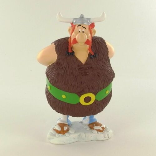 Astérix Figurine Résine NEUF Obélix Viking 14 cm