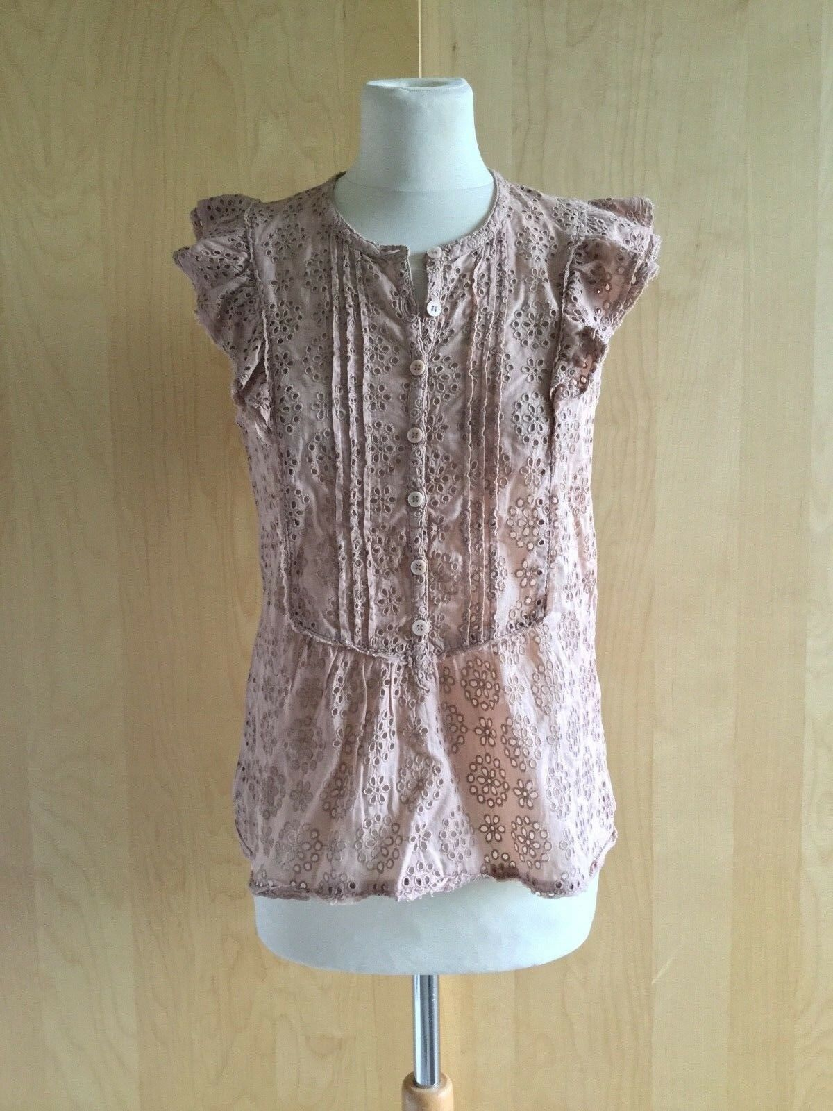 BLOUSE  ZADIG & VOLTAIRE  TS - TBE, PEU PORTEE