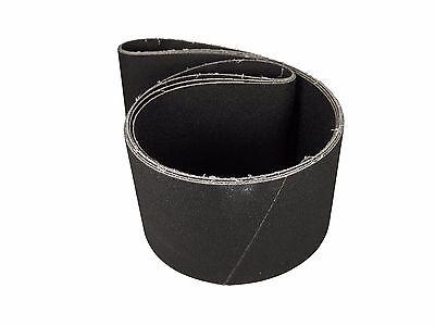 3 Pack 4 x 36 Inch 1000 Grit Premium Silicon Carbide Sanding Belts