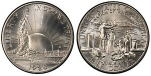 1986-Statue-of-Liberty-Mint-State-Half-Dollar-Commemorative-Coin