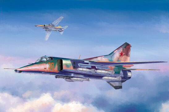 Trumpeter 1 48 Mikoyan Mig-27 Flogger D