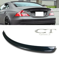 Stock In Us Painted Mercedes Benz W219 Sedan Cls Amg Style Trunk Spoiler 040